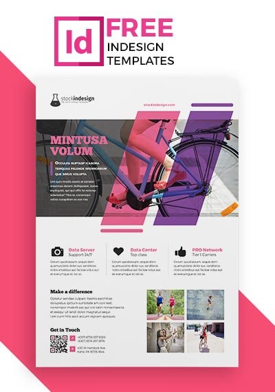 free indesign brochure templates download - 50 free psd mockups for editorial designers
